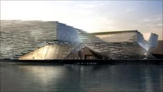 Design for new museum