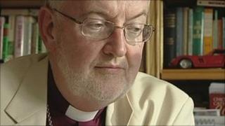 Rt Rev Wallace Benn
