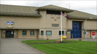 Moorland Young Offenders Institution