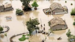 Flooding in Pakistan