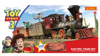 Hornby's Toy Story 3 train set