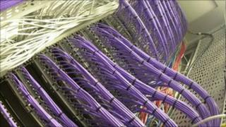 Network cables, BBC