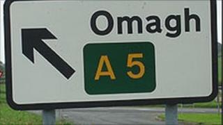 A5 sign