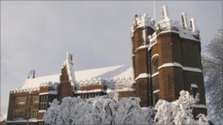 Gainsborough Old Hall (pic courtesy Paula Hodgkinson)