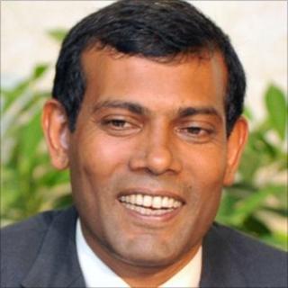 President Nasheed