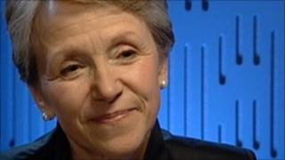 CBI President Helen Alexander