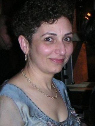 Behnaz Mozakka