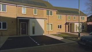 Nottingham council homes