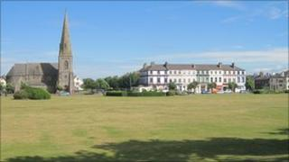 The Green, Silloth