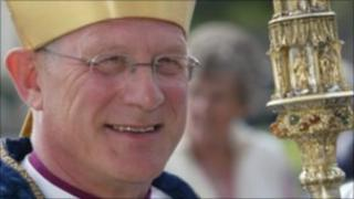 Right Reverend Peter Price, Bishop of Bath and Wells Diocese