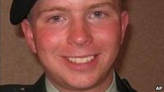 Bradley Manning, US military handout