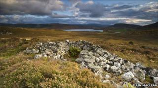 Loch Duntelchaig. Pic: Copyright of Iain Maclean