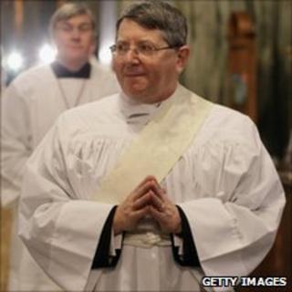 Father Keith Newton