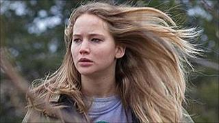 Newcomer Jennifer Lawrence has been highly praised for her breakthrough performance