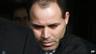 Algerian-born Mohamed Harkat