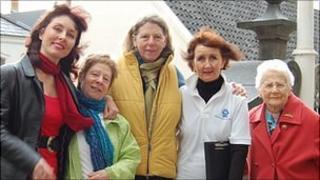 Promoting Animal Welfare group members