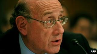 Kenneth Feinberg, Administrator of the Gulf Coast Claims Facility, in Washington, January 2011