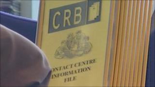 CRB information file