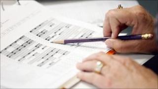Marking exam