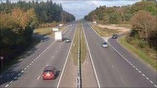 A338 Bournemouth Spur Road