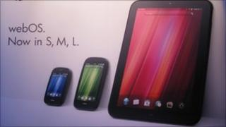 HP's new product line up