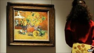 Nature Morte A L'Esperance by Paul Gauguin