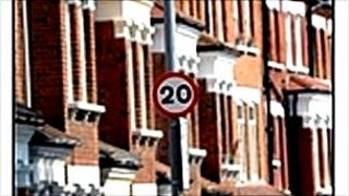 20mph signs