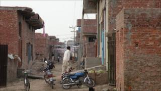 Mohammad Waseem's house