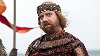Paul Giamatti as King John in Ironclad