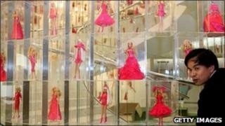 Shanghai Barbie store