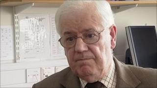 Warwickshire Police Authority chairman Ian Francis