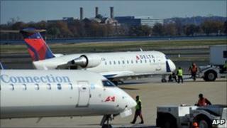 File photo of Reagan National Airport