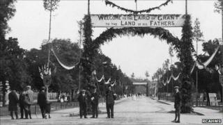 Grantown-on-Spey in 1911