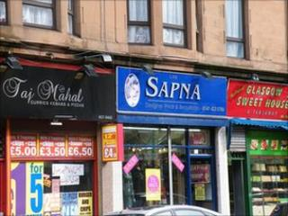 shops in Govanhill