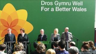 Plaid Cymru manifesto launch