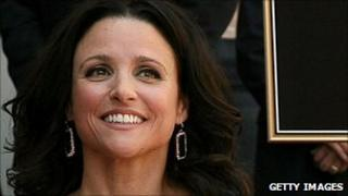 Julia Louis-Dreyfuss