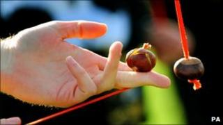 Game of conkers