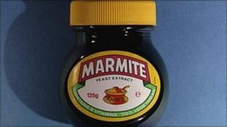 Jar of Marmite - file photo