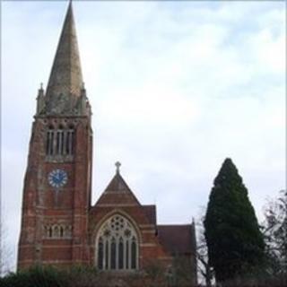Lyndhurst Parish Church