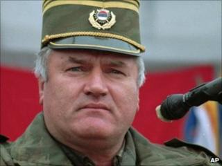 Ratko Mladic addresses troops 1995, Vlasenica