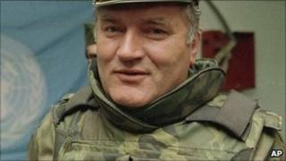 Ratko Mladic (May 1993)