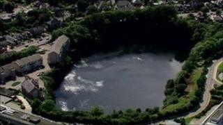 Rubislaw Quarry has been bought by two businessmen
