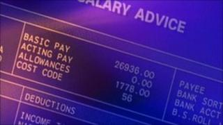 Salary advice