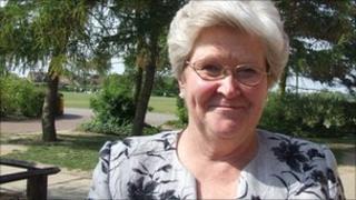 Councillor Jennie Jenkins