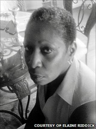 Elaine Riddick, in an image she provided