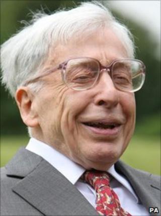 Professor Robert Edwards