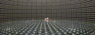 Super-Kamiokande detector