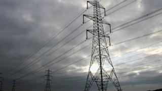 Electricity pylon (generic)