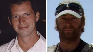 Craftsman Andrew Found and Corporal Lloyd Newell were killed on the same day in Afghanistan