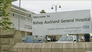 Bishop Auckland Hospital